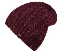 Annie - Mütze für Damen - Rot