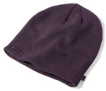 Fine Knit - Mütze für Herren - Lila