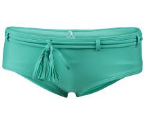 Print Boyshort - Bikini Hose für Damen - Blau