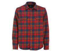 Cooperstown - Hemd für Herren - Rot