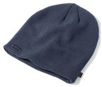 Fine Knit - Mütze für Herren - Blau