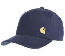 Match Cap - Blau