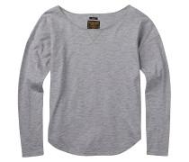Holbrook - Langarmshirt für Damen - Grau