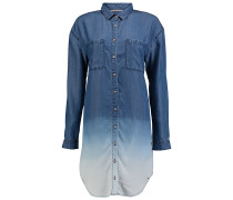 Tencel - Kleid für Damen - Blau