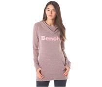 Bench Essential - Kapuzenpullover für Damen - Rot