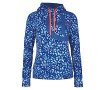 Lykka - Kapuzenpullover für Damen - Blau