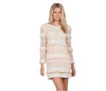 Cocoknit - Kleid für Damen - Weiß