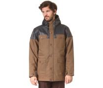 Dock 36 Winter - Mantel für Herren - Braun
