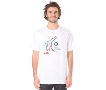 Gestalt - T-Shirt für Herren - Weiß