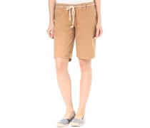Isolde - Shorts für Damen - Beige