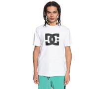 Star - T-Shirt für Herren - Weiß