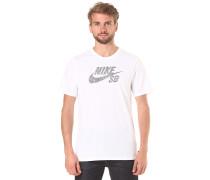 Icon Dots - T-Shirt für Herren - Weiß