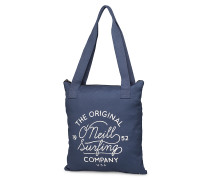 Winter Resort - Handtasche für Damen - Blau