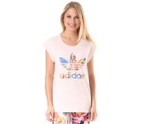 Floralita - T-Shirt für Damen - Pink