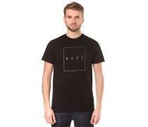 Box Logo - T-Shirt - Schwarz