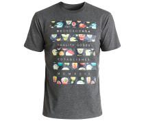 Drinkit - T-Shirt für Herren - Grau