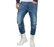 D-Staq 5-Pkt Slim-Elto Superstretch - Jeans - Blau