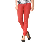 Arc 3D Super Skinny Coj - Stoffhose für Damen - Rot