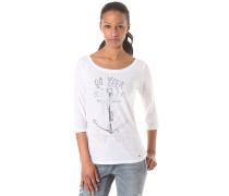 Reflection - Langarmshirt für Damen - Weiß
