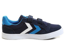 Stadil Canvas LowSneaker Blau