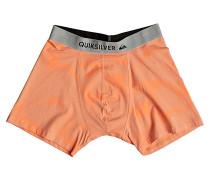 Poster - Unterwäsche für Herren - Orange