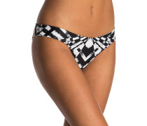 Mirage Shakra - Bikini Hose für Damen - Schwarz