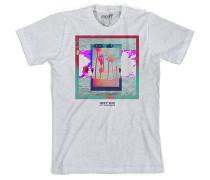 Skirt - T-Shirt für Herren - Grau