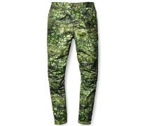 PW x Elwood X25 3D Boyfriend - Jeans für Damen - Grün