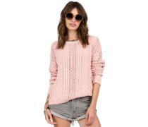 Mess Round Crew - Sweatshirt für Damen - Pink
