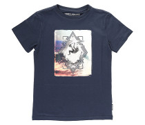Volt - T-Shirt für Jungs - Blau