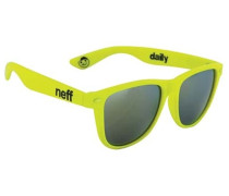 Daily Shades Sonnenbrille - Gelb