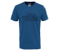 Woodcut Dome - T-Shirt für Herren - Blau