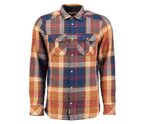 Violator Flannel - Hemd für Herren - Braun