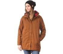 Leeds - Jacke für Damen - Braun