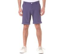 Clwr - Chino Shorts für Herren - Blau