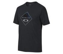 50-Kilauea Dmnd - T-Shirt - Schwarz