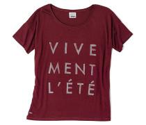 H2Alize - T-Shirt für Damen - Rot