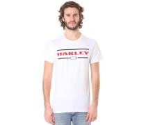 Stacker - T-Shirt für Herren - Weiß