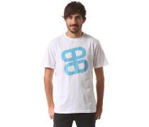 Icon Logo Regularfit - T-Shirt für Herren - Weiß