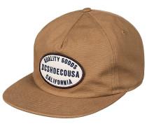 Milford - Snapback Cap für Herren - Braun