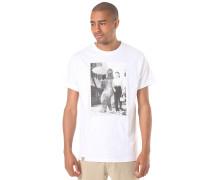 Zilla - T-Shirt für Herren - Weiß