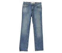 V66 Slim - Jeans für Jungs - Schwarz
