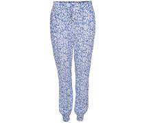 Laeticia - Stoffhose für Damen - Blau