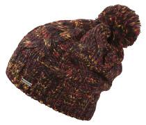 Peyton - Mütze für Damen - Braun