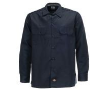 Slim L/S - Hemd für Herren - Blau