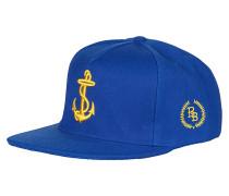 AnchorSnapback Cap Blau