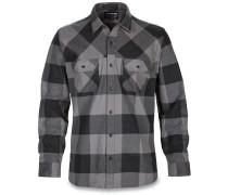Cascade L/S Flannel - Hemd für Herren - Grau