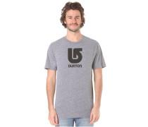 Logo Vertical Slim - T-Shirt für Herren - Grau