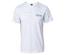 Grining - T-Shirt für Herren - Weiß