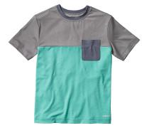 Cap Daily Colorblock - T-Shirt für Jungs - Blau